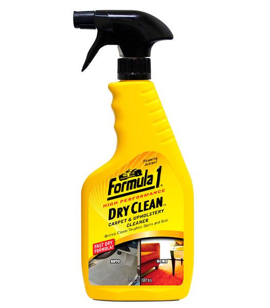 LIMPIADOR DE INTERIORES - DRY CLEAN