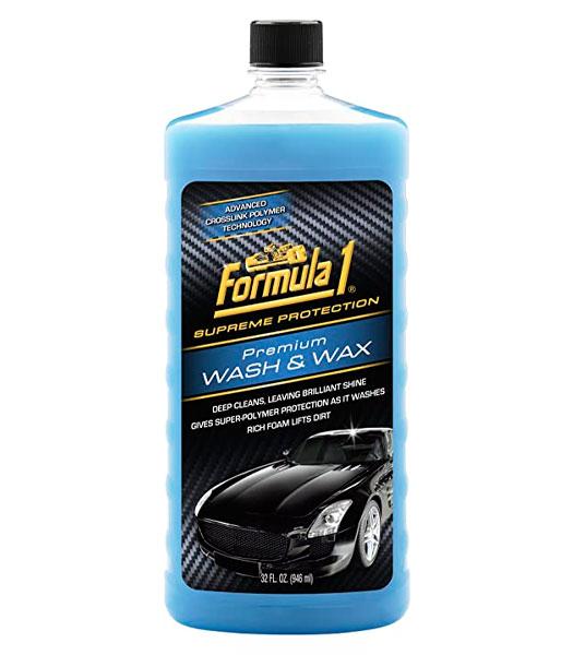 ACCESORIOS-PRODUCTOS-DE-LIMPIEZA-FORMULA1-shampoo-con-cera-de-carnauba-wash-&-Wax-Premium