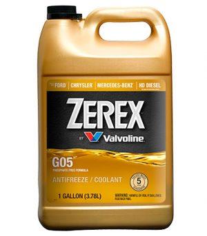 LUBRICANTES-COOLANT-ZEREX-G-05-AFC-GAL-05-ZXG05RU1