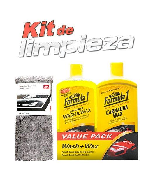 KIT de limpieza formula unic